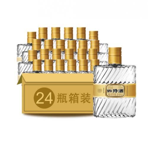 42度醇香小酒四特酒100ml