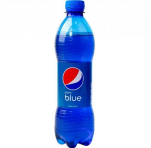 V 蓝色百事可乐 450ml